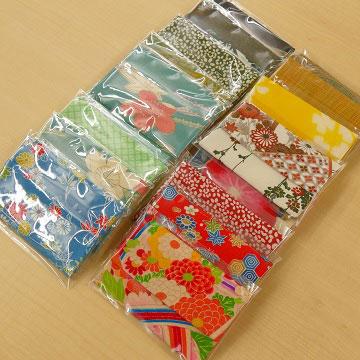 色柄が様々なカードケース