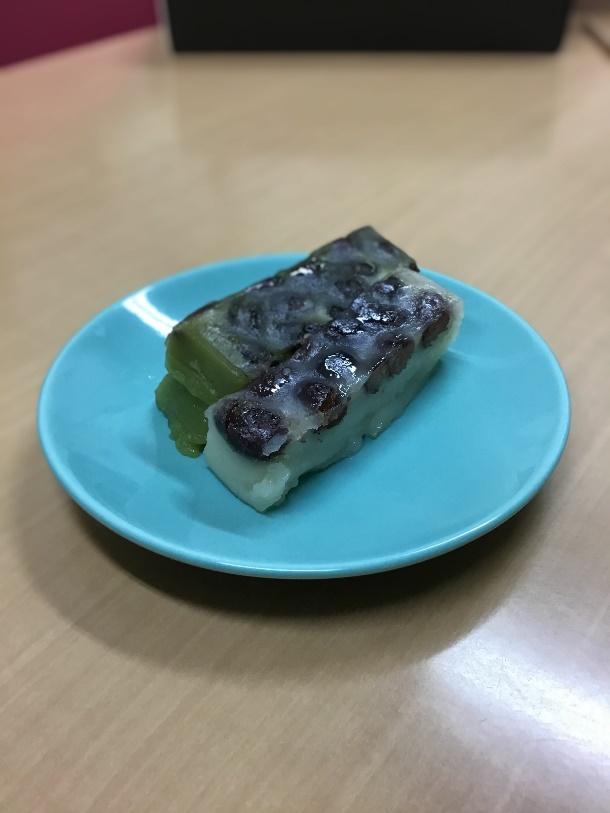 (今回は抹茶味も作りました!)